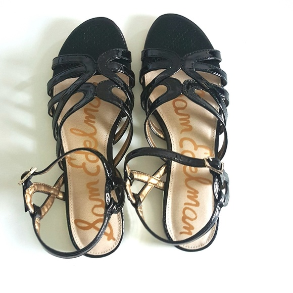 4eab736c1bc898 Sam Edelman Daphnie Strap Sandals Chic Strappy. M 5b5bbde77386bcbe61009945.  Other Shoes ...